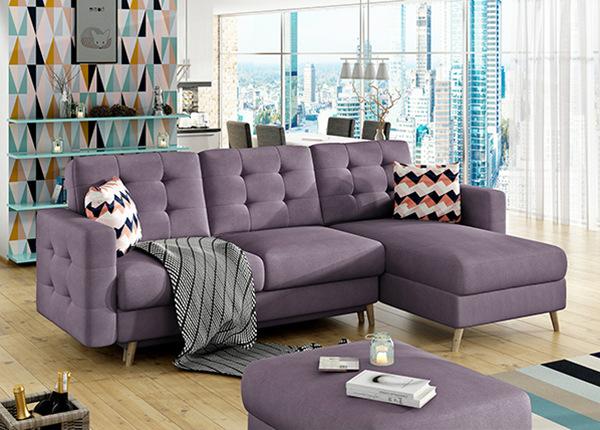 Угловой диван-кровать с ящиком TF-136493