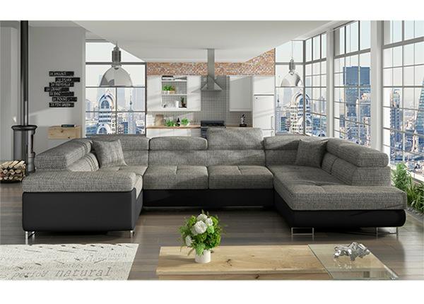 Угловой диван-кровать с ящиком TF-136537