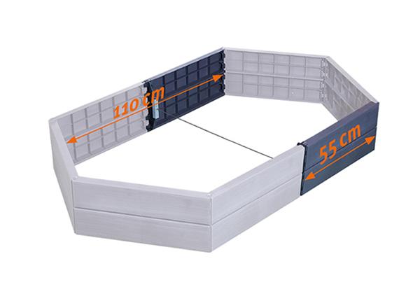 Удлинняющий комплект ящика для грядки Ergo PR-136599