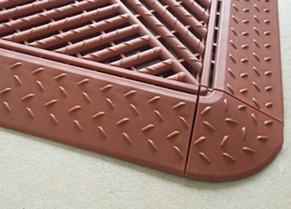 Уголок для декоративной решетки 4 шт