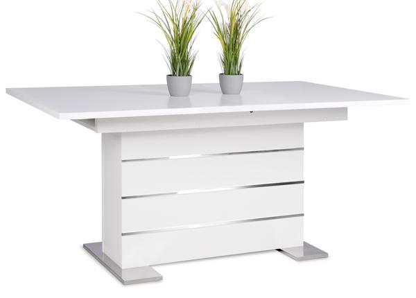 Удлиняющийся обеденный стол 160-200x90 cm CM-136621