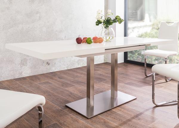 Удлиняющийся обеденный стол 120-200x80 cm CM-136632