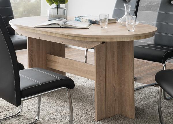 Удлиняющийся обеденный стол 160-310x90 cm CM-136651