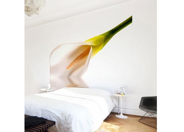 Флизелиновые фотообои Liquid Calla