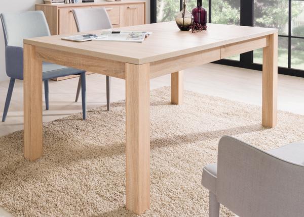 Удлиняющийся обеденный стол 160-240x90 cm CM-136703