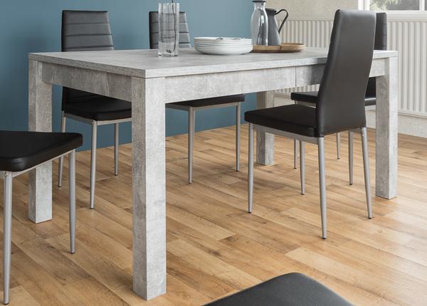 Удлиняющийся обеденный стол 160-240x90 cm CM-136704