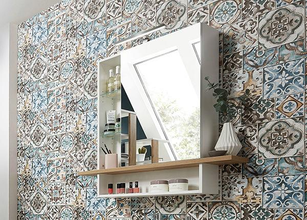 Шкаф с зеркалом Novolino SM-136720