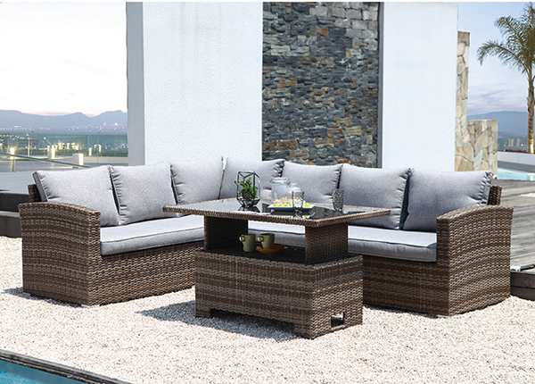 Комплект садовой мебели Zurich EV-136730