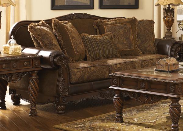 3-местный диван Cresco FA-136754