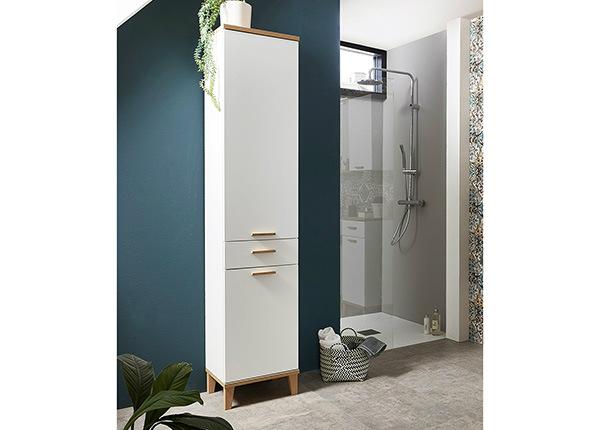 Высокий шкаф в ванную Tropea SM-136795