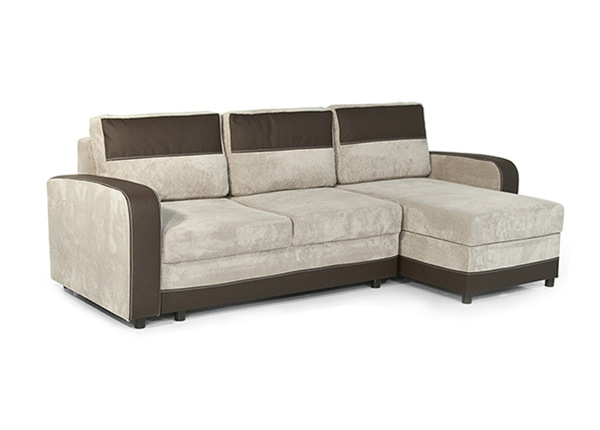 Угловой диван-кровать с ящиком TF-136812