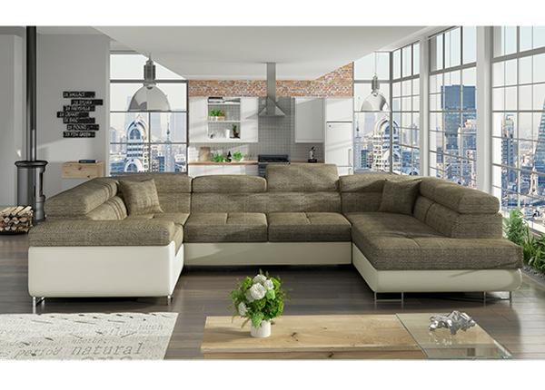 Угловой диван-кровать с ящиком TF-136813