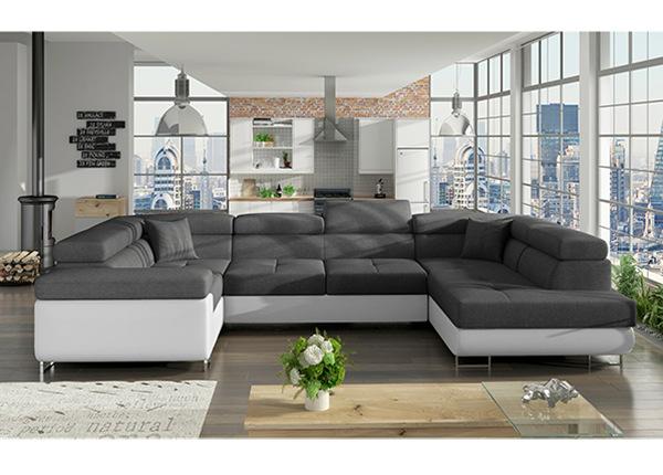 Угловой диван-кровать с ящиком TF-136814