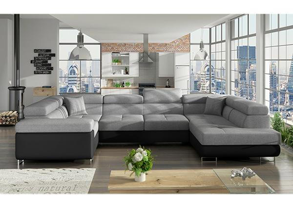 Угловой диван-кровать с ящиком TF-136816