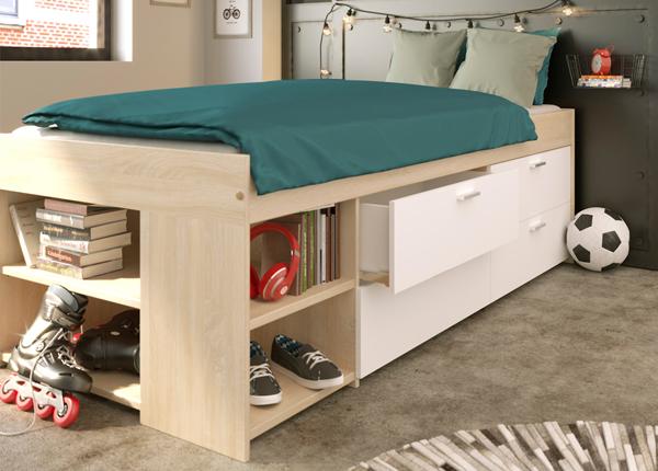 Кровать с ящиками Wake Up 90x200 cm MA-137030