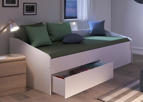 Кровать Janis 90x200 cm MA-137031