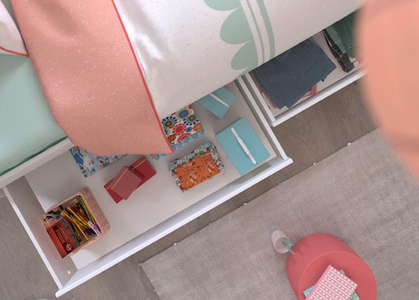 Ящики кроватные Janis, 2 шт MA-137032