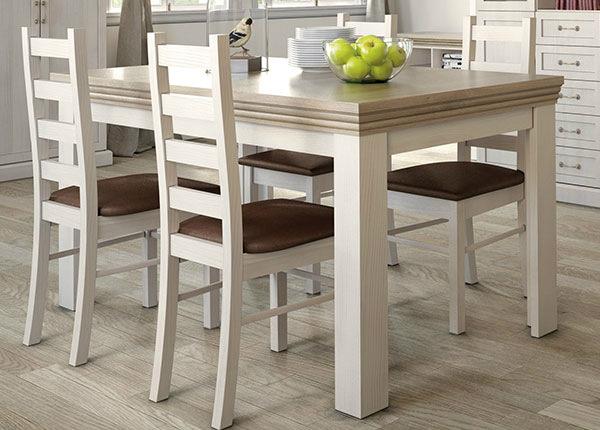 Удлиняющийся обеденный стол 90x160-203cm TF-137074