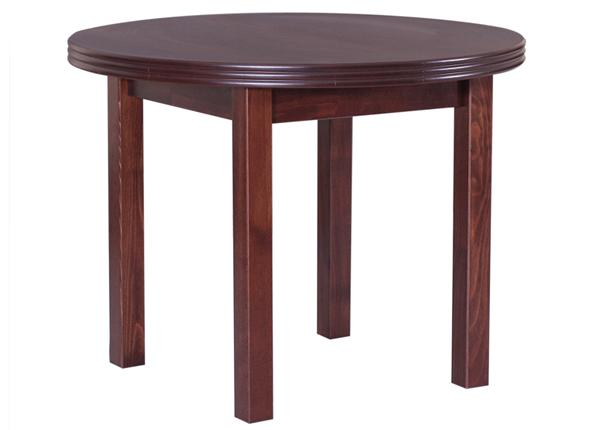 Удлиняющийся обеденный стол 100-140x100 cm CM-137197