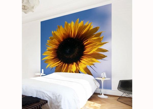 Флизелиновые фотообои Sunflower Trio Part 1