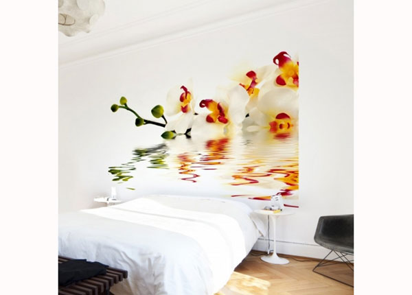 Флизелиновые фотообои Vivid Orchid Waters