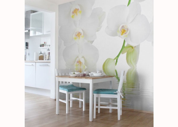 Флизелиновые фотообои Wellness orchid