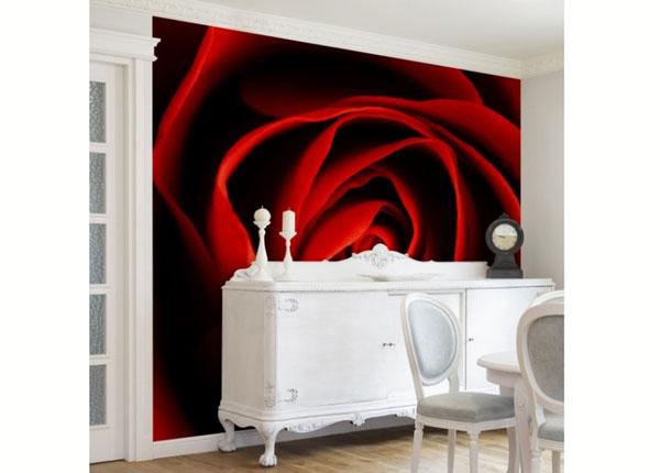 Флизелиновые фотообои Lovely Rose
