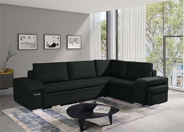 Угловой диван-кровать с ящиком TF-137685