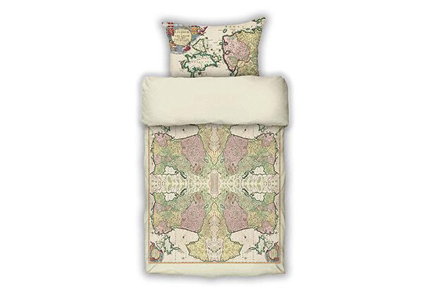 Комплект постельного белья с картой Ливонии RQ-137703