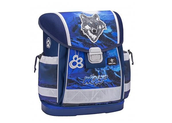 Школьный ранец Belmil Lumi Wolf HC-137743
