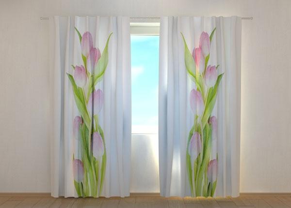 Затемняющая штора Amazing Pink Tulips ED-137838