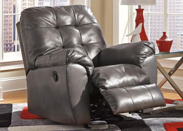 Кресло с механизмом подножки Recliner Alliston FA-137863