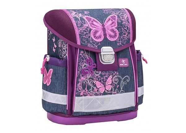 Школьный ранец Belmil Purple Flying Butterfly HC-137925