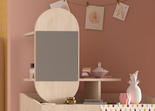 Зеркало с полкой Anna MA-137933