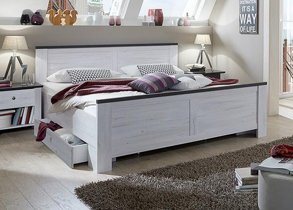 Кровать Chateau 180x200 cm + 2 ящика SM-137965