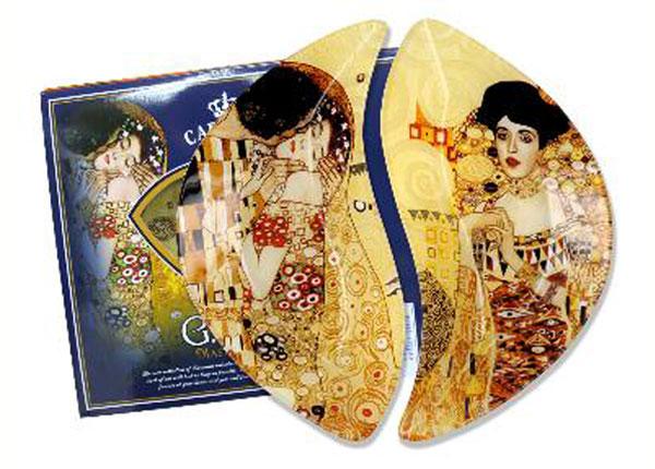 Комплект десертных тарелок G.Klimt MO-138120