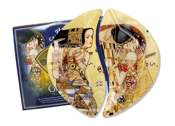 Комплект десертных тарелок G.Klimt MO-138121