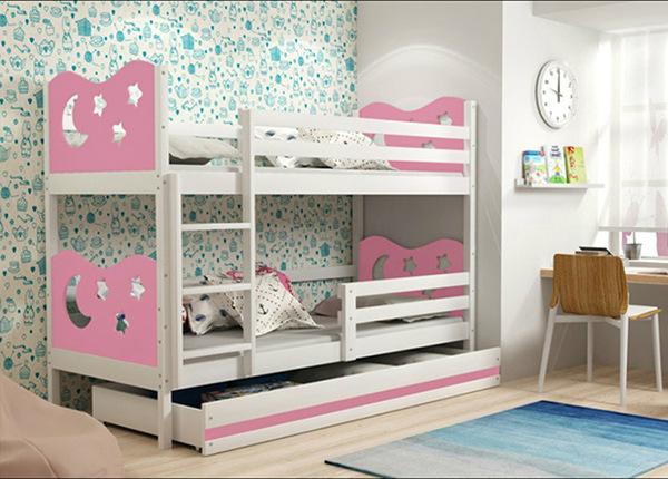 Двухъярусная кровать 80x160 cm TF-138161