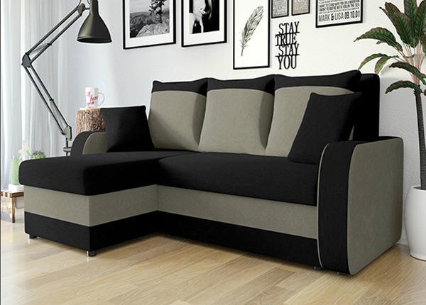 Угловой диван-кровать с ящиком TF-138162
