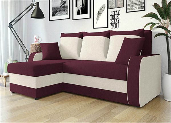 Угловой диван-кровать с ящиком TF-138166