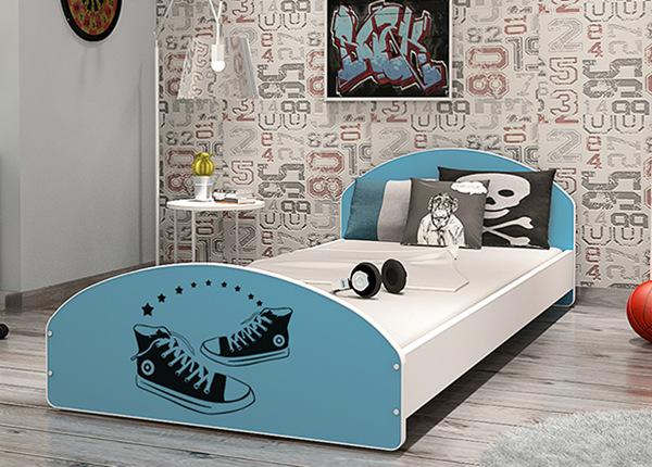 Кровать для подростков 90x200 cm + матрас TF-138296