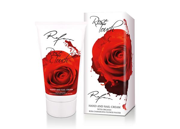Крем для рук и ногтей Rose Touch TQ-138595