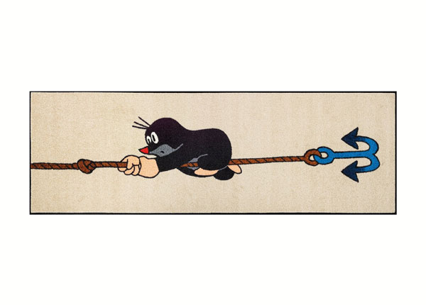 Ковер Der kleine Maulwurf - klettert 60x180 cm A5-138650
