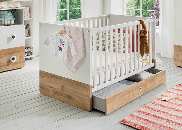 Детская кроватка Töre 70x140 cm SM-138842