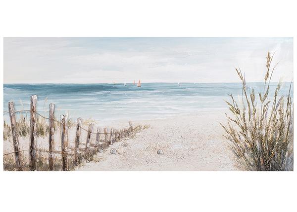 Масляная картина Морское побережье 70x140 cm EV-139447