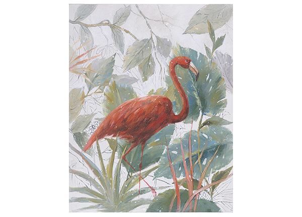 Масляная картина Фламинго 80x100 см EV-139483