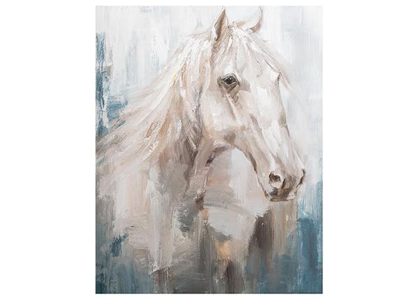 Масляная картина Лошадь 90x120 cm EV-139487