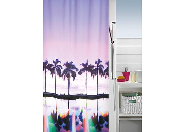 Штора для ванной Palm Beach 180x200 cm UR-139567