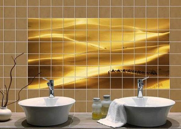 Наклейки на плитку Golden Dunes 60x120 cm