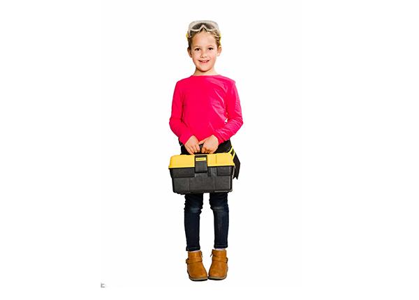 Детский набор инструментов в чемодане SB-139714